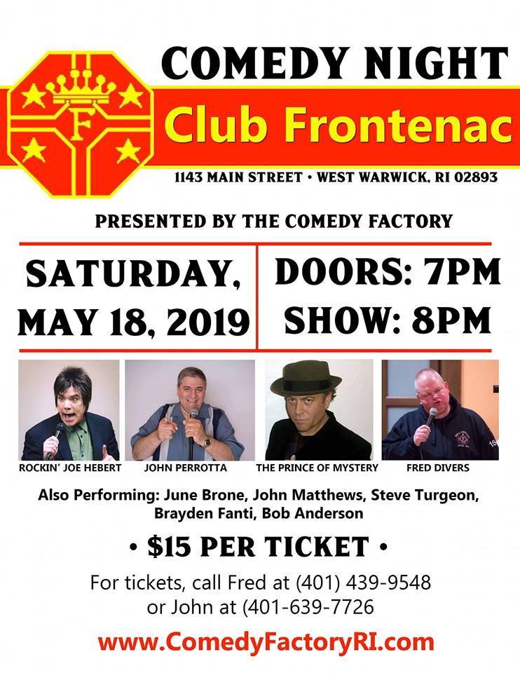 club frontenac