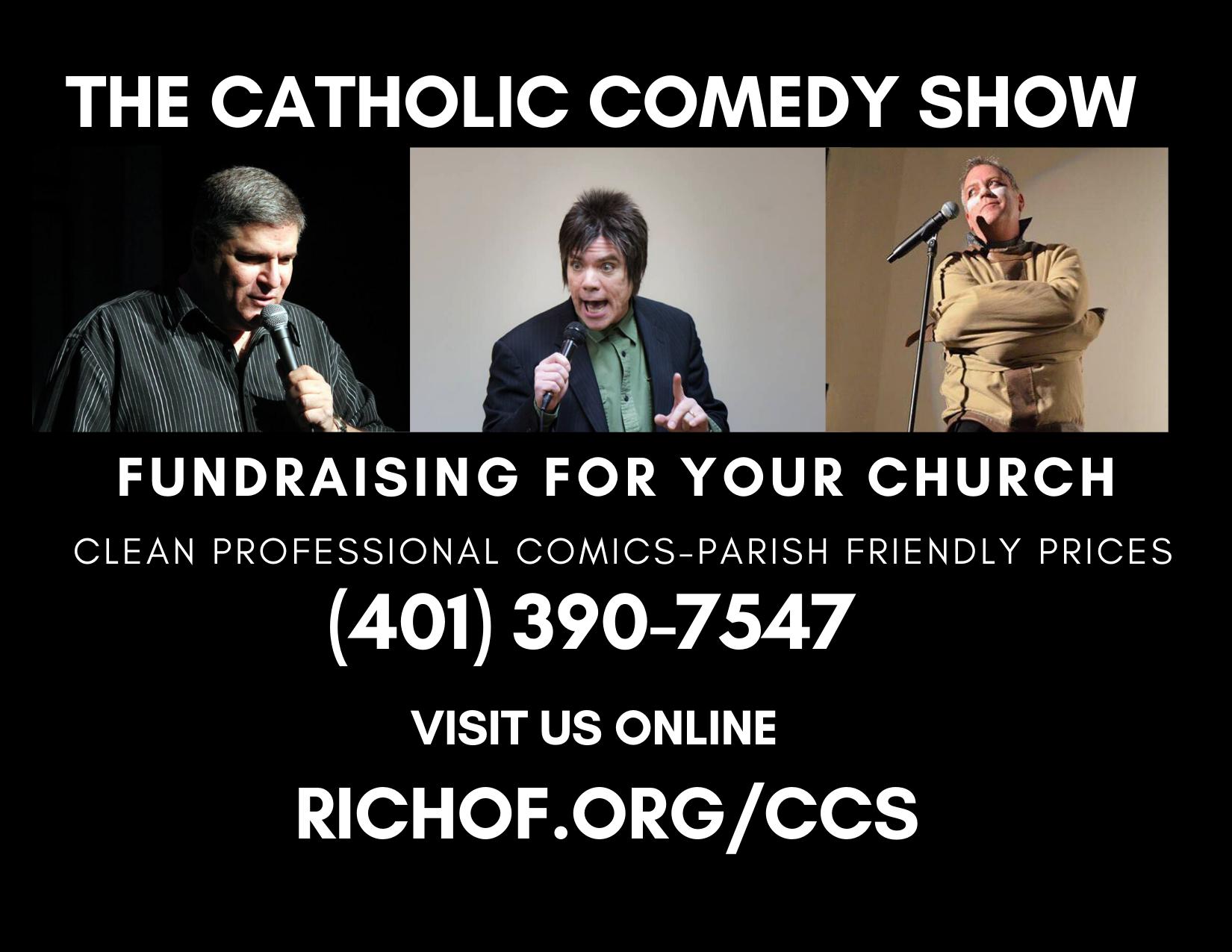Catholic Comedy Show